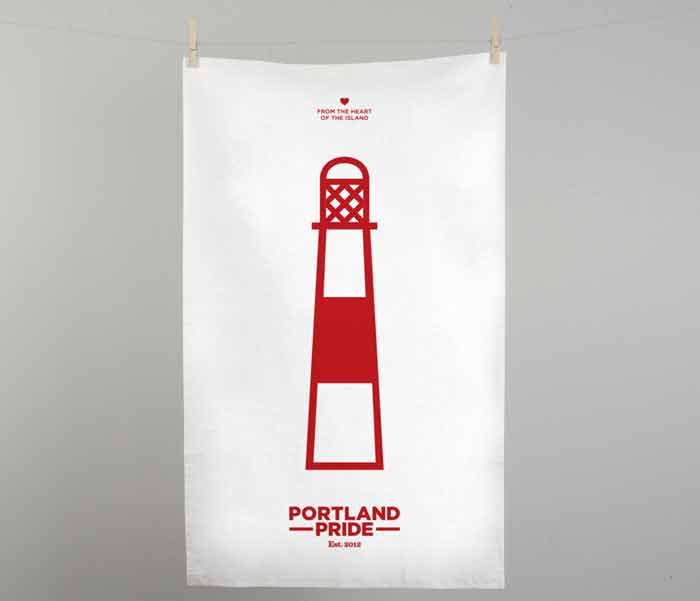 Portland_Lighthouse_Teatowel