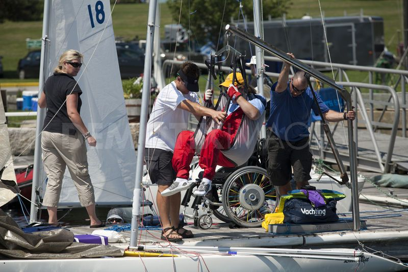 WPNSA supports local sailors with disabilities